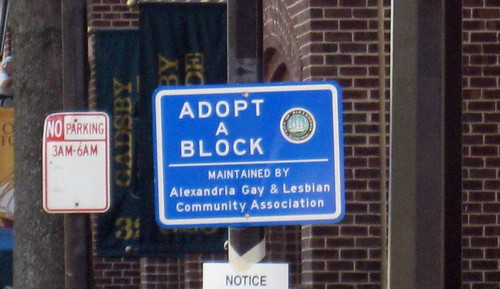 Adopt a Block in Alexandria, VA