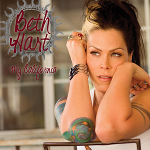 "Beth Hart - ""My California"" CD"