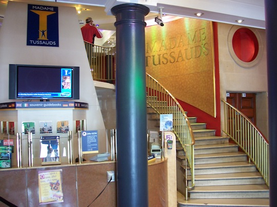 Madame Tussaud's Museum :: London
