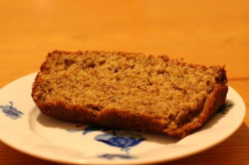 Cooking light nana bread