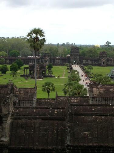 Ankor Wat view