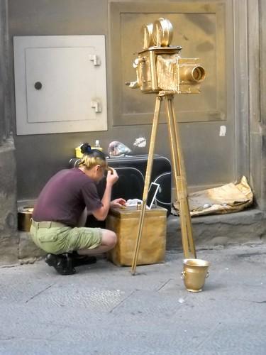 Gold in Siena