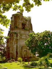 Bell Tower of St. Andrew's Church, Bacarra Ilocos Norte