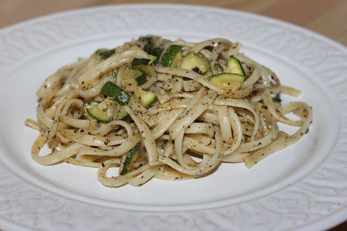 Courgette & Truffle Carbonara