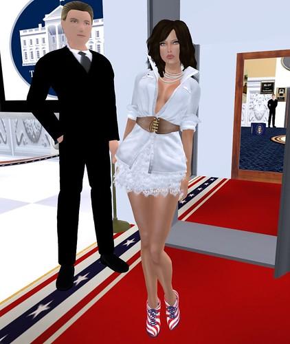 Virtual White House