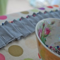 How to Make Knife Pleats