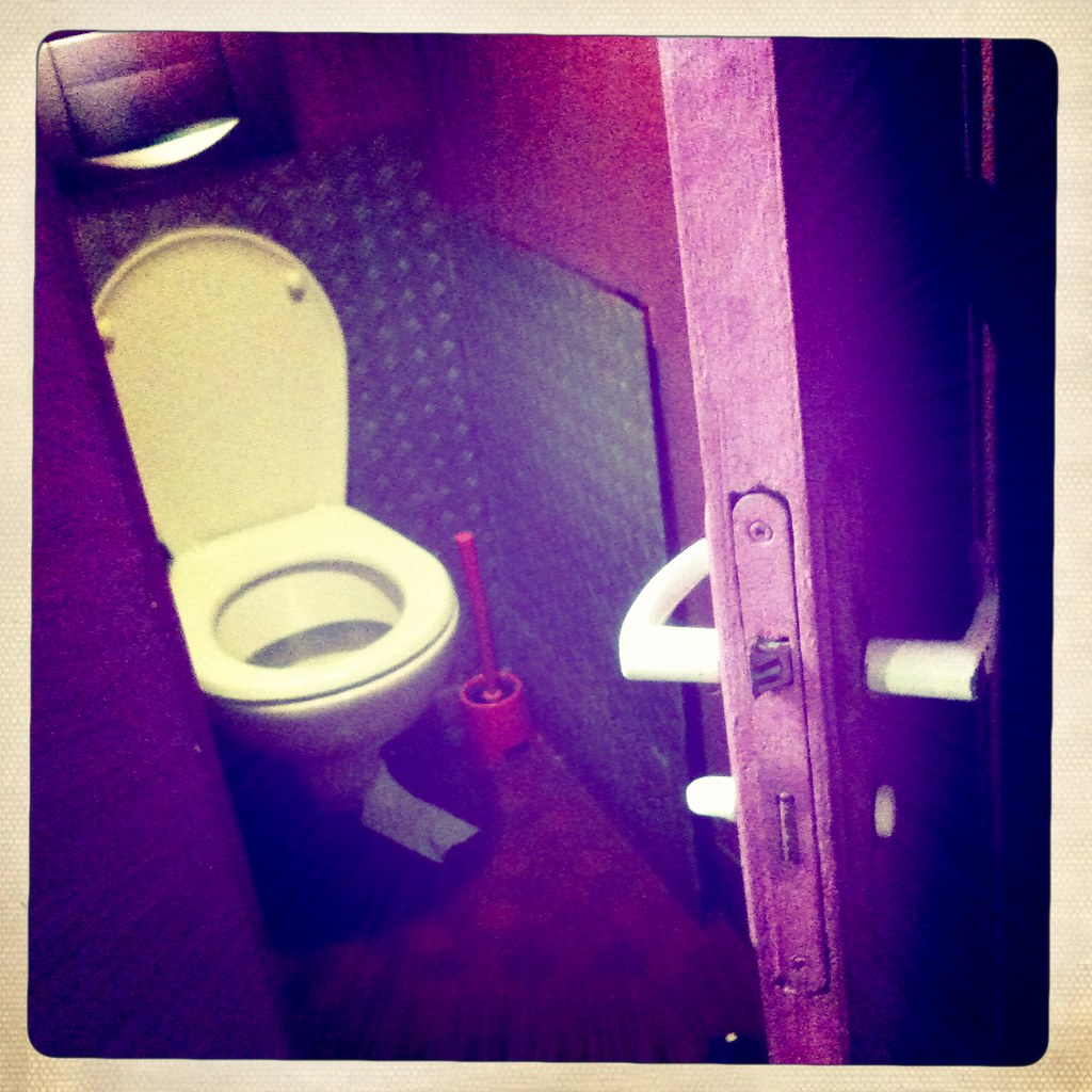 The World S Best Photos Of Restaurant And Toilettes - Cuvette Toilette Originale