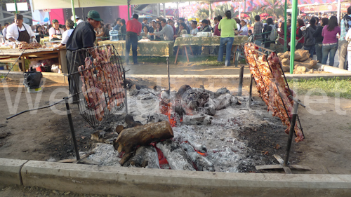 Chancho al palo - Mistura 2010