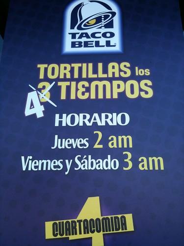 Tortillas los cuatro tiempos by Rudy Girón