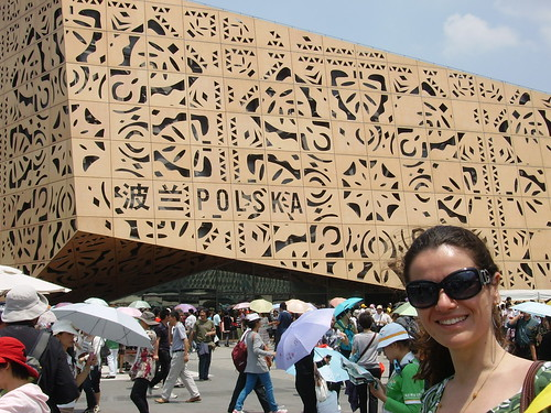Poland Pavilion at Shanghai World Expo