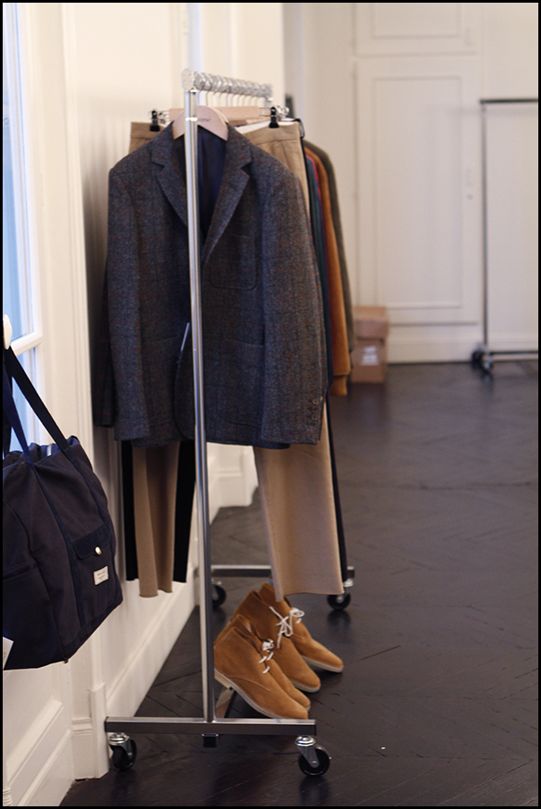 The Maison Kitsuné Fall-Winter 2011 Collection at Men's Fashion Week in Paris 6