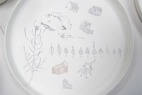 Ceramics by Mara Skujeniece