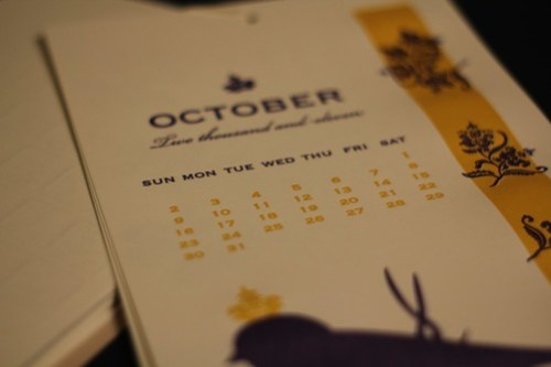 October 2011, by Tess Sammarco