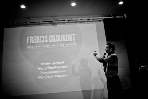 Paris Web 2010, day 1