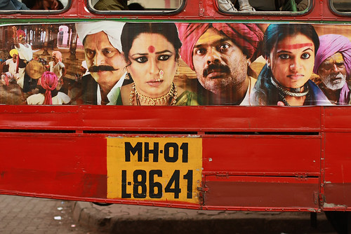 Bollywood Bus