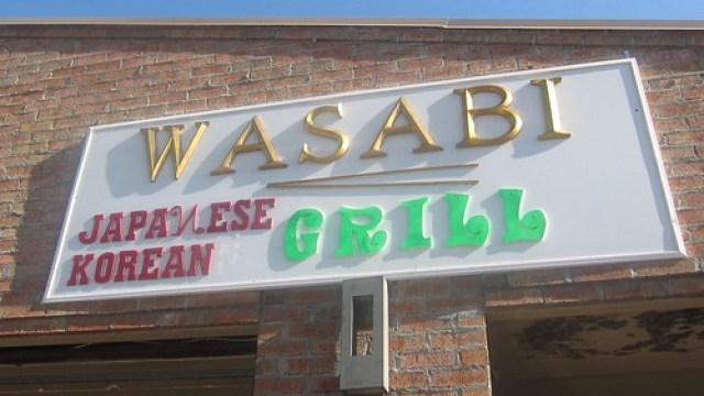 wasabi grill - the sign by foodiebuddha.