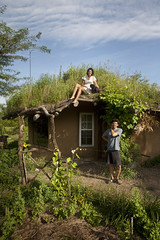 Gobcobatron: Cob House