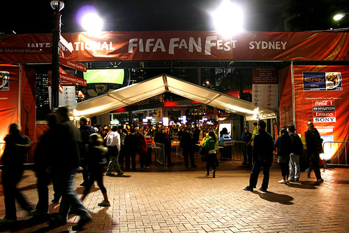 International FIFA Fan Fest Sydney