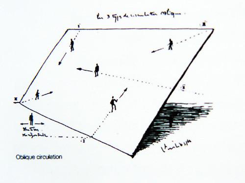 Claude Parent \ Paul Virilio - The Oblique Function   Architectural