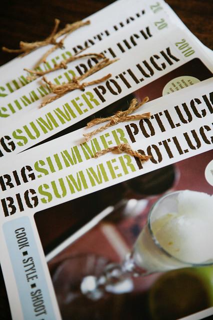 Big Summer Potluck