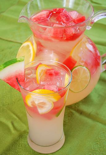 Watermelon Lemonade - What's Cookin, Chicago