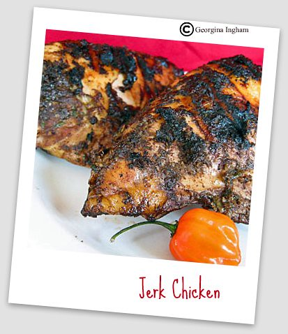 Food Stories Famous Jerk Chicken