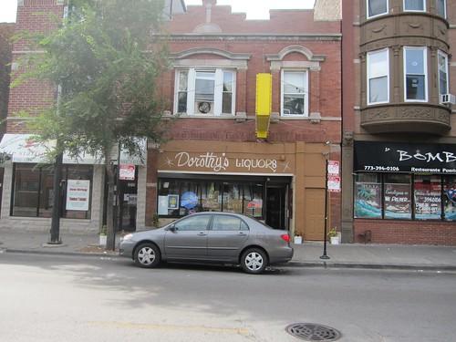 Dorothy's Lounge, 3219 West Armitage: Regional Bike Ride Chicago