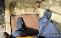 Foot Disinfectant to avoid External Soil-borne Diseases