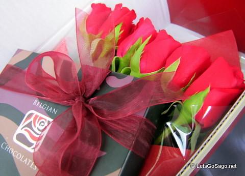 island Rose Bouquet
