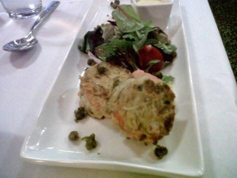 BC Salmon Cakes