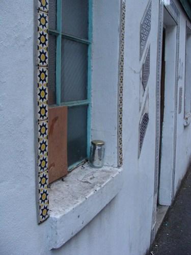 Jar No 27 - in situ