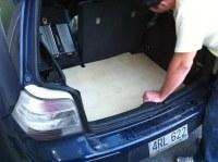 Hard wood trunk floor - TDIClub Forums