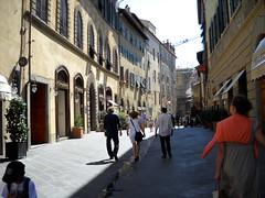 Driftees in Arezzo, Italy