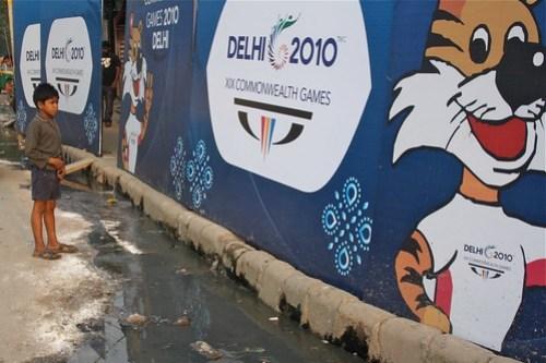 Photo Essay – Shera, Delhi Commonwealth Games