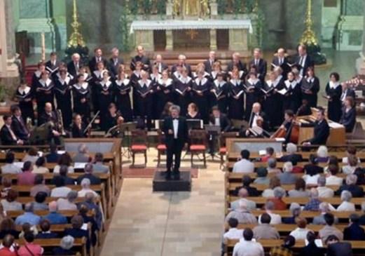 Corul Lutheránia din Budapesta susține duminică un concert la Biserica Neagră