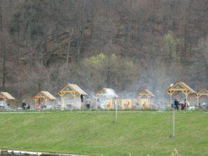 Pompierii braşoveni atrag atenţia asupra grătarelor în minivacanţa de Rusalii
