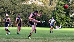 Balmain Tigers v Camden Cats AFL Division1 May 27 2017 00023