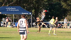 Balmain Tigers v Camden Cats AFL Division1 May 27 2017 00070