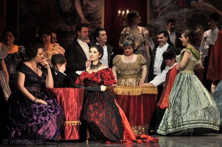 Două spectacole de operetă la Brașov