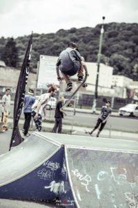 Spectacol şi distracţie pe skate-uri, la Braşov