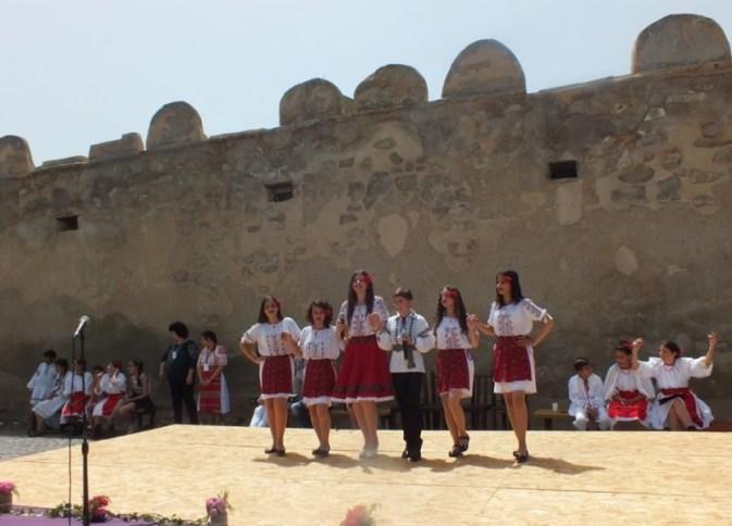 Festivalul Național de Folclor al Copiilor Instituționalizați