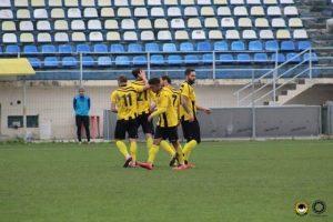 """Fotbal: Remiză pentru """"stegari"""" în ultimul meci acasă"""