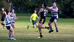 Balmain Tigers v Camden Cats AFL Division1 May 27 2017 00012