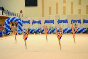 Începe Campionatul Naţional de Gimnastică Ritmică de Junioare Mici, la Braşov