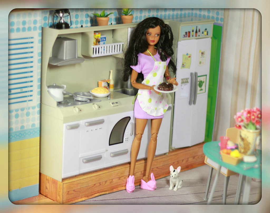 123 Top Cuisine The World 39s Best Photos Of Barbie And Kitchen Flickr