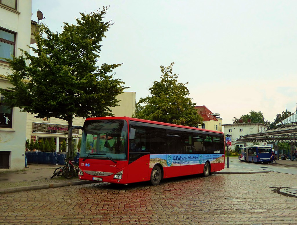 Bus Lübeck Berlin The World 39s Newest Photos Of Buses And Germany Flickr