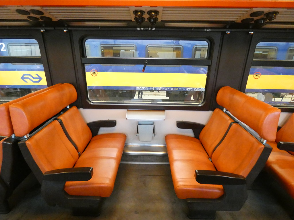 Ns Icr Interieur The World S Most Recently Posted Photos Of Icr And Nmbs Flickr