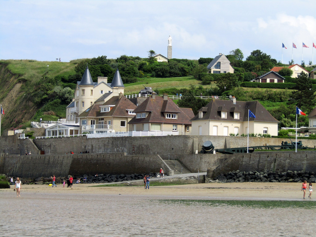 Calvados France Climate The World 39s Best Photos Of Arromanches Flickr Hive Mind