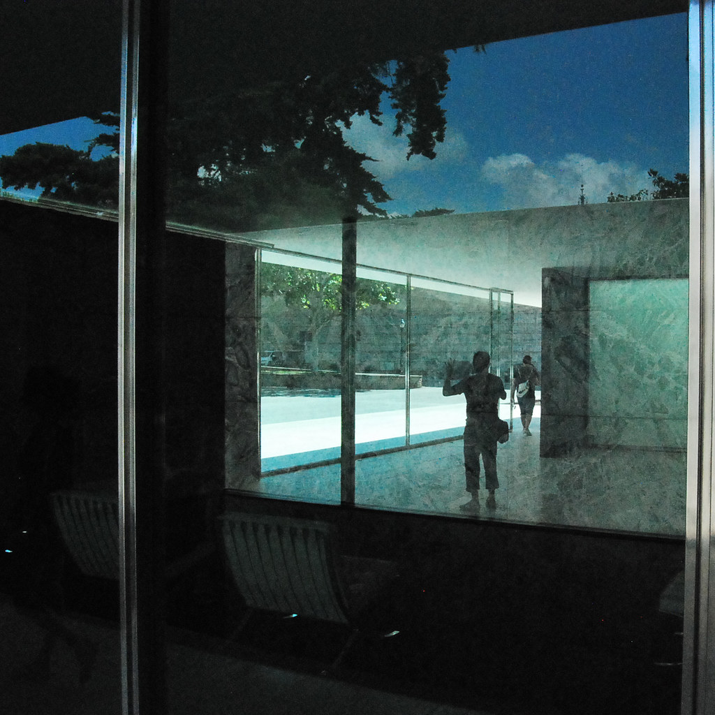 Barcelona Pavillon The World S Best Photos Of Barcelona And Pavillon Flickr Hive Mind