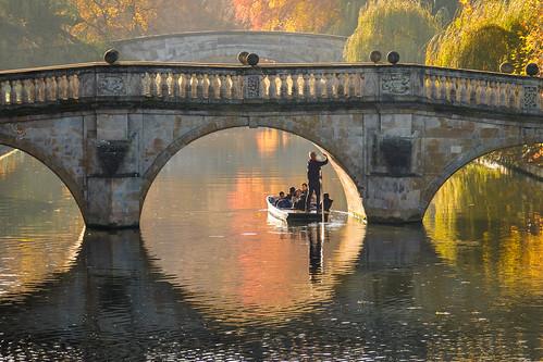 Clare College Bridge